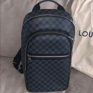 f0aa5432ded2 Louis Vuitton Backpacks for Men